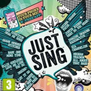 Just Sing-Microsoft Xbox One
