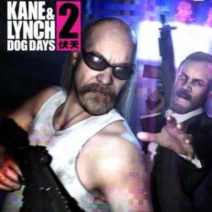 Kane & Lynch 2: Dog Days-Microsoft Xbox 360