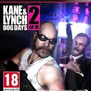 Kane & Lynch 2: Dog Days-Sony Playstation 3