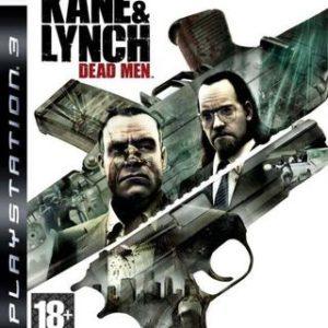 Kane & Lynch: Dead Men-Sony Playstation 3