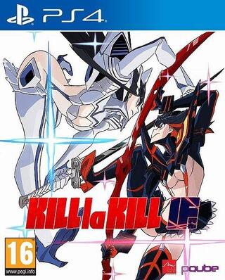 Kill La Kill IF-Sony Playstation 4