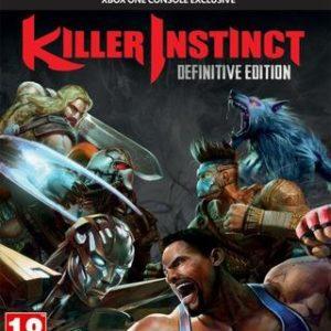 Killer Instinct Definitive Edition-Microsoft Xbox One