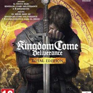 Kingdom Come Deliverance Royal Edition-Microsoft Xbox One