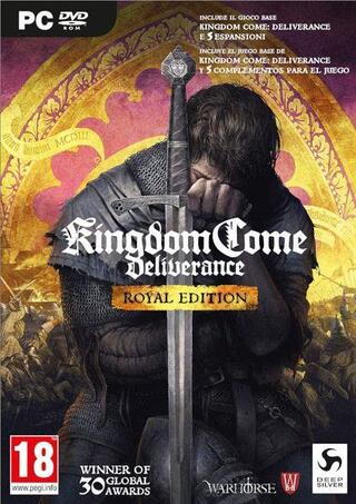 Kingdom Come Deliverance Royal Edition-PC