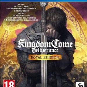 Kingdom Come Deliverance Royal Edition-Sony Playstation 4