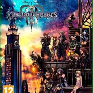 Kingdom Hearts 3-Microsoft Xbox One