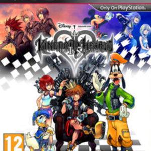 Kingdom Hearts HD 1.5 ReMIX-Sony Playstation 3