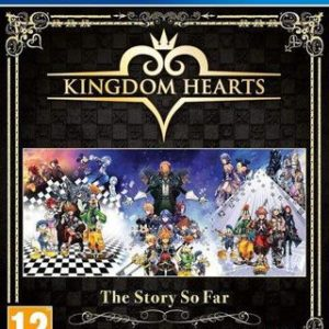 Kingdom Hearts: The Story So Far-Sony Playstation 4