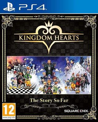 Kingdom Hearts: The Story So Far-Sony Playstation 4