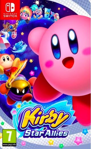 Kirby: Star Allies-Nintendo Switch