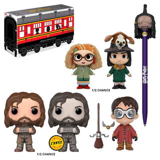 Kit Mistery Box Harry Potter Exclusive Surtido*-