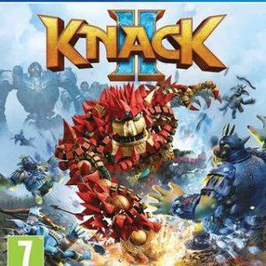 Knack 2-Sony Playstation 4