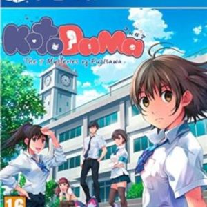 Kotodama: The Seven Mysteries Of Fujisawa (Day One Edition)-Sony Playstation 4