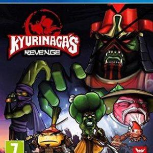 Kyurinaga's Revenge-Sony Playstation 4