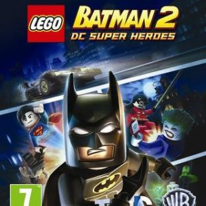LEGO Batman 2: DC Super Heroes-Sony Playstation Vita