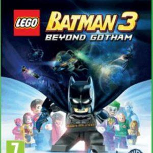 LEGO Batman 3: Más Allá de Gotham-Microsoft Xbox One