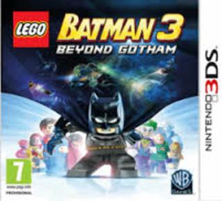 LEGO Batman 3: Más Allá de Gotham-Nintendo 3DS