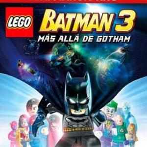 LEGO Batman 3: Más Allá de Gotham (Playstation Hits)-Sony Playstation 4