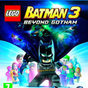 LEGO Batman 3: Más Allá de Gotham-Sony Playstation 4