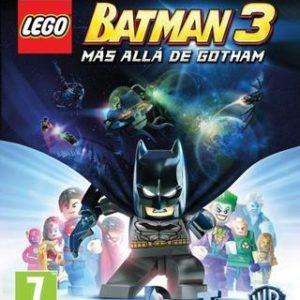 LEGO Batman 3: Más Allá de Gotham-Sony Playstation Vita