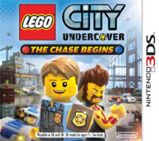 LEGO City Undercover: The Chase Begins-Nintendo 3DS