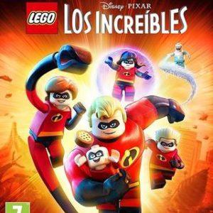 LEGO Los Increíbles-Microsoft Xbox One