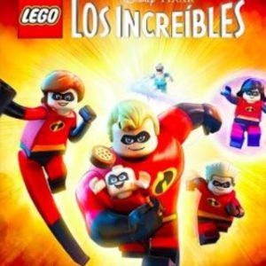 LEGO Los Increíbles-Nintendo Switch