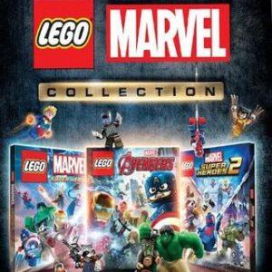 LEGO Marvel Colección (Vengadores
