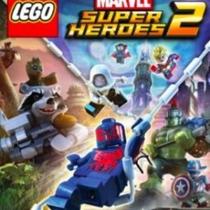 LEGO Marvel Super Heroes 2-Nintendo Switch