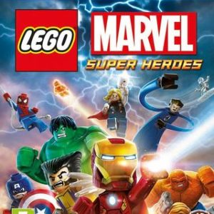 LEGO Marvel Super Heroes-Sony Playstation 4