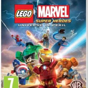 LEGO Marvel Super Heroes-Sony Playstation Vita