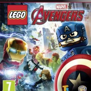 LEGO Marvel Vengadores-Sony Playstation 3