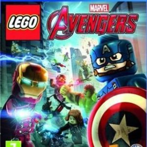 LEGO Marvel Vengadores-Sony Playstation 4