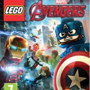 LEGO Marvel Vengadores-Sony Playstation Vita