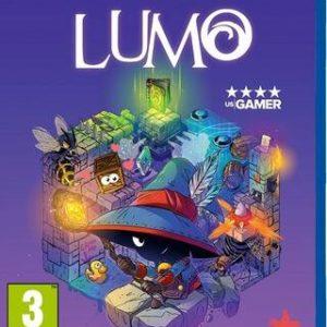 LUMO-Sony Playstation Vita