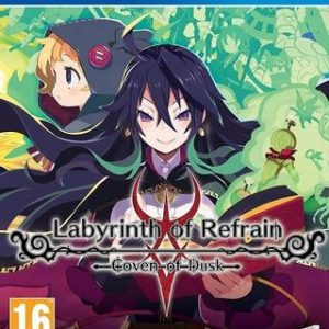 Labyrinth of Refrain: Coven of Dusk-Sony Playstation 4