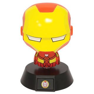 Lampara Icons Iron Man Marvel-