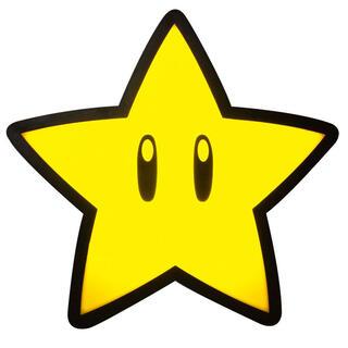 Lampara Super Estrella Super Mario Bros Nintendo-