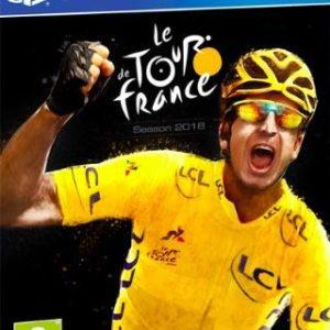 Le Tour de France 2018-Sony Playstation 4