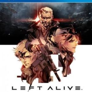Left Alive Day One Edition-Sony Playstation 4