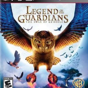 Legend of the Guardians: The Owls of Ga'Hoole-Sony Playstation 3