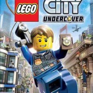 Lego City Undercover-Nintendo Switch