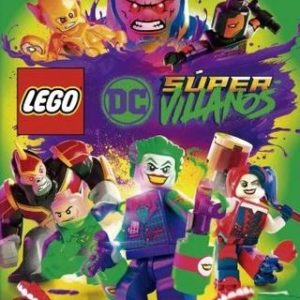 Lego DC Super Villanos-Nintendo Switch