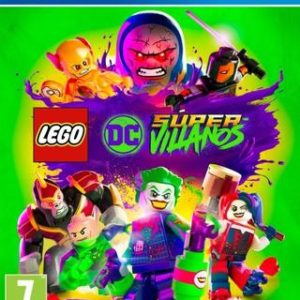 Lego DC Super Villanos-Sony Playstation 4