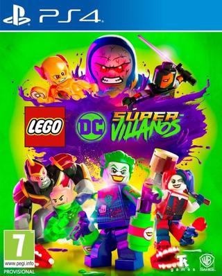 Lego DC Super Villanos-Sony Playstation 4