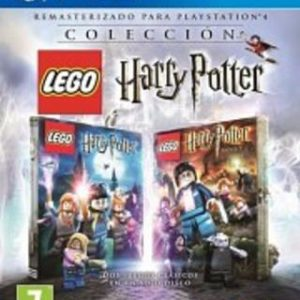 Lego Harry Potter Collection-Sony Playstation 4