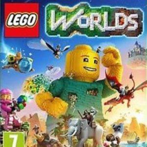 Lego Worlds-Microsoft Xbox One