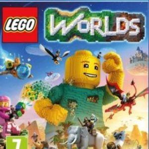 Lego Worlds-Sony Playstation 4