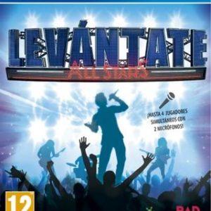 Levántate All Stars-Sony Playstation 4