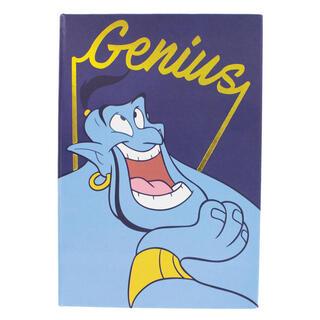 Libreta Genio de Aladdin Disney-